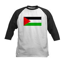 Palestinian Blank Flag Tee