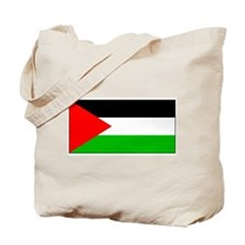 Palestinian Blank Flag Tote Bag