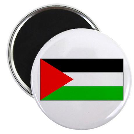 Palestinian Blank Flag Magnet