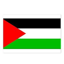 Palestinian Blank Flag Postcards (Package of 8)