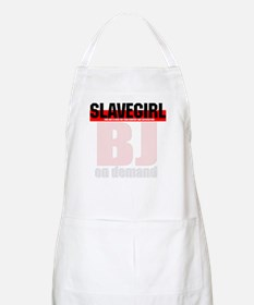 BJ on demand. BBQ Apron
