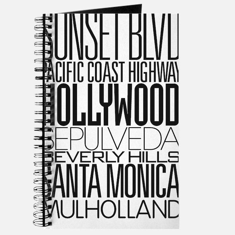I Love LA Journal