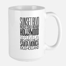 I Love LA Mug