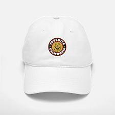Yosemite Black Circle Baseball Baseball Cap
