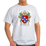 Phaire Coat of Arms Ash Grey T-Shirt