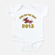 Gung Hay Fat Choy 2013 Infant Bodysuit