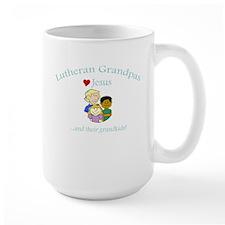 Lutheran Grandpas Mug