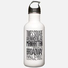 I Love NY Water Bottle