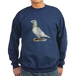 American Show Racer Hen Sweatshirt (dark)