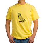 American Show Racer Hen Yellow T-Shirt