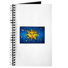 Stained Glass Sun Journal