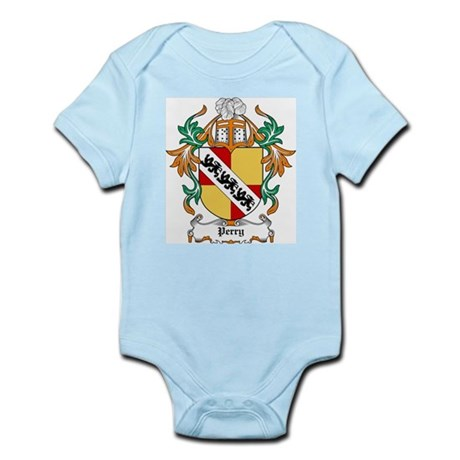 Perry Coat of Arms Infant Creeper