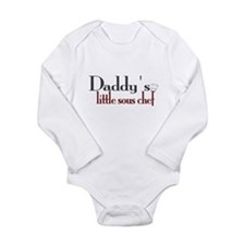 Daddy's Sous Chef Onesie Romper Suit