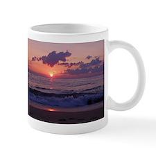 ocean sunrise Mug