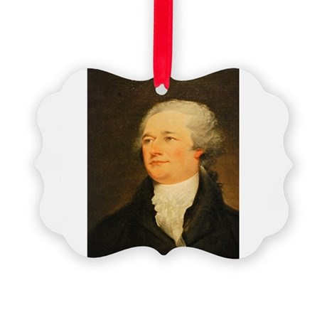 Founding Fathers: Alexander Hamilton Picture Ornam
