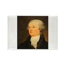 Founding Fathers: Alexander Hamilton Rectangle Mag