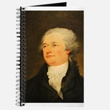 Founding Fathers: Alexander Hamilton Journal