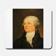 Founding Fathers: Alexander Hamilton Mousepad