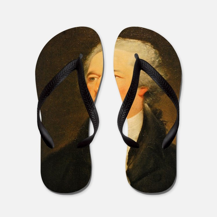 Founding Fathers: Alexander Hamilton Flip Flops