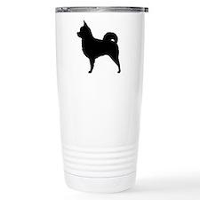 Long Hair Chihuahua Travel Mug
