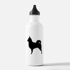 Long Hair Chihuahua Water Bottle
