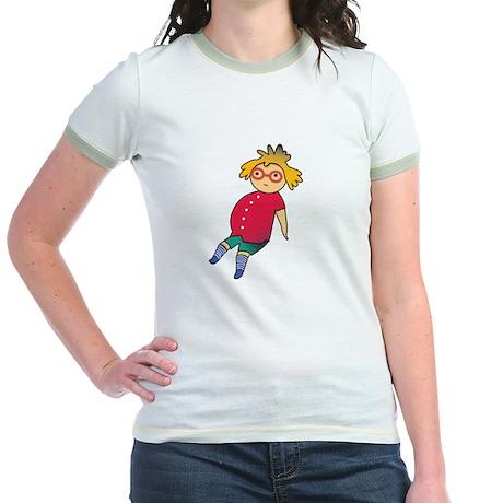 Akanekke2 Jr. Ringer T-Shirt