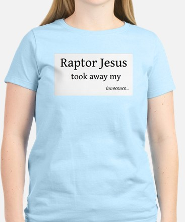 3-Raptor Innocence T-Shirt