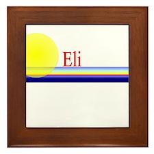Eli Framed Tile