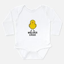 Welder Long Sleeve Infant Bodysuit