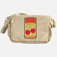 Katy's Cherry Chap Stick Messenger Bag