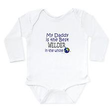 Funny Kids professions Long Sleeve Infant Bodysuit