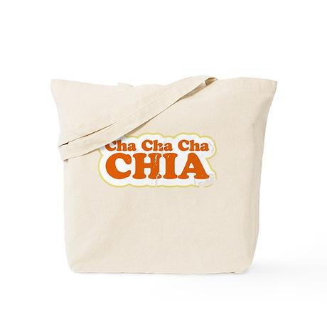 Cha-Cha-Cha Chia Tote Bag