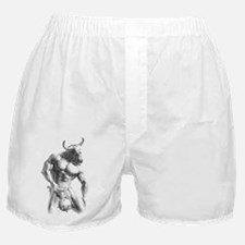 Minotaur Boxer Shorts