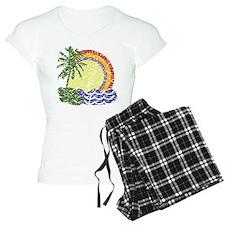 Vintage Summer Pajamas