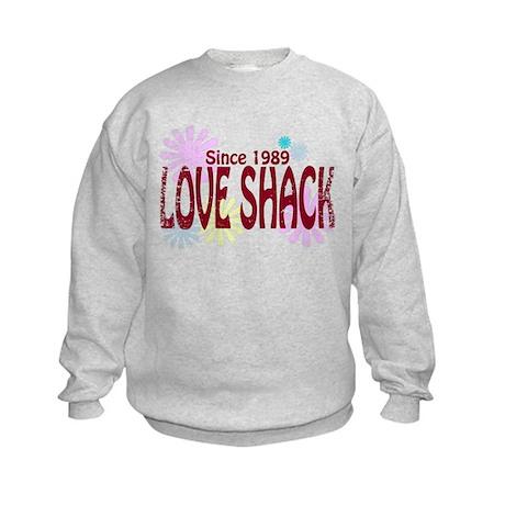 Love Shack Kids Sweatshirt