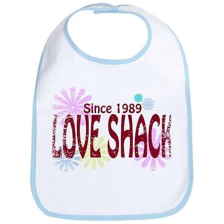 Love Shack Bib