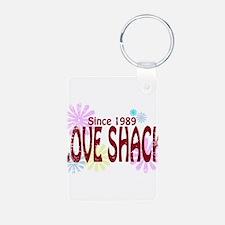 Love Shack Keychains