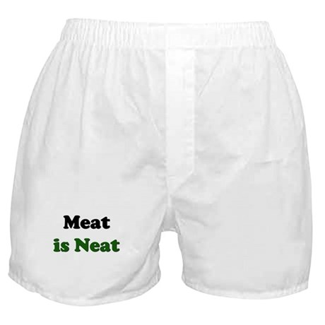 Meat is Neat Boxer Shorts