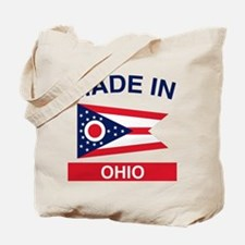 Made in Ohio 1.png Tote Bag