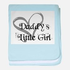 daddys little girl baby blanket