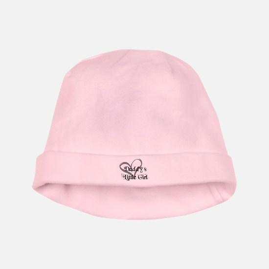 daddys little girl baby hat