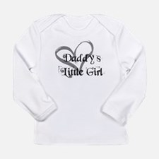 daddys little girl Long Sleeve Infant T-Shirt