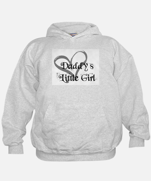 daddys little girl Hoodie