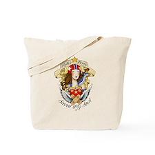 Unique Roller derby Tote Bag