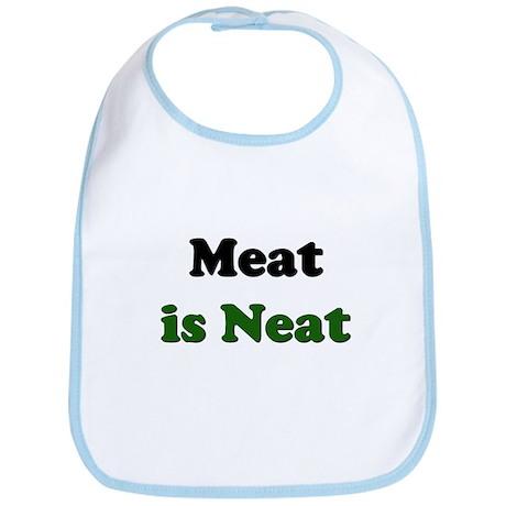 Meat is Neat Bib