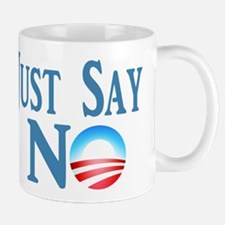 Cute Against obama Mug