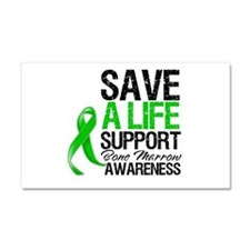 Bone Marrow Save a Life Car Magnet 20 x 12