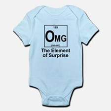 Element Omg Infant Bodysuit