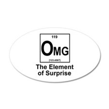 Element Omg Wall Decal