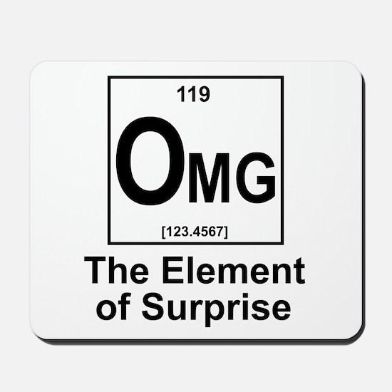 Element Omg Mousepad